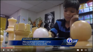 koat 7 news piece on learners