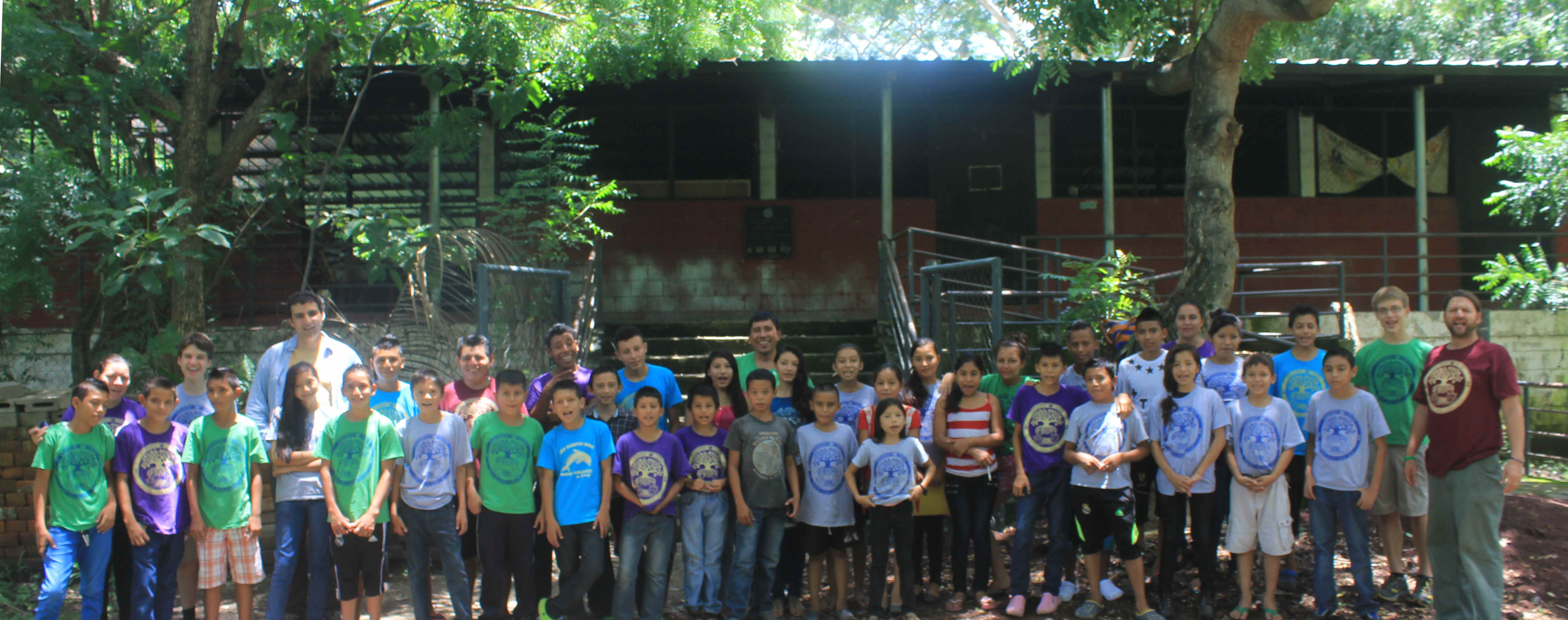 El Salvador Chess Trip